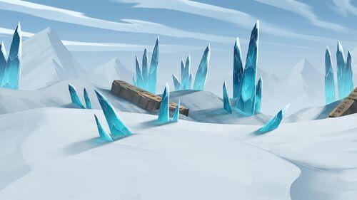 JTO Region of Ice