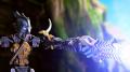 TLR Glatorian Tarix Firing Thornax Launcher