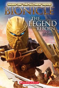 BIONICLE The Legend Reborn Novelization