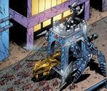 Comic Visorak Battle Ram