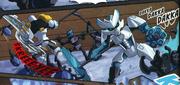 Kopaka & Izotor vs Skull Spiders