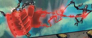Comic Shadow Hand