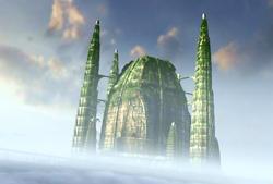 LoMN Great Temple