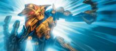 Comic Brutaka's Power Returned
