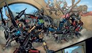 Comic Skrall War