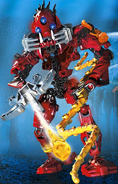 Bionicle Hahmot