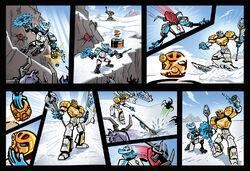Ice Comic