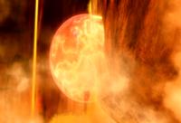 Hau Nuva w użyciu - Maska Światła