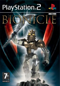 Bionicle The Game Cover