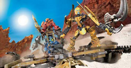 TLR Mata Nui team on Thornatus