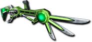 BH Three-Blade Scissor