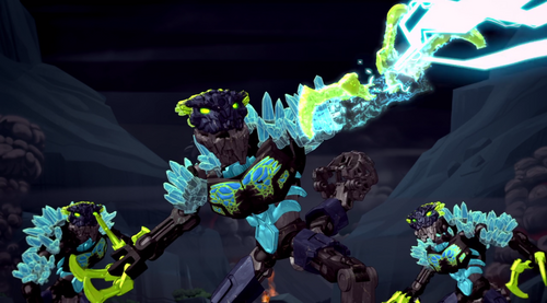 BJTO-Storm Beast fires Lightning