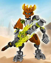 CGI Protector of Stone Pose