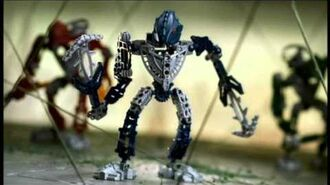 Bionicle Toa Hordika Commercial