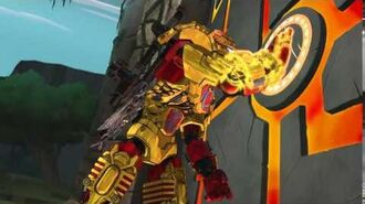 LEGO® BIONICLE - TAHU, UNITER OF FIRE
