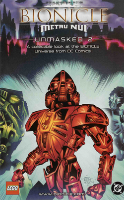BIONICLE Unmasked 2