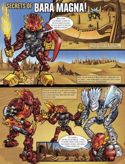 Secrets of Bara Magna! Page 1