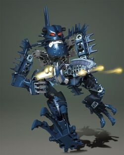 Vezok bionicle heroes