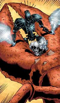 Comic Mutant Ussal Crab