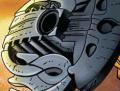 -Comic Electric Shield