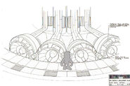 LoMN Concept Art Chute Control Station Detail