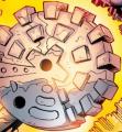 Comic Gravity Shield