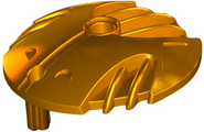Set Golden Armor Shield