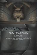Twisting Halls