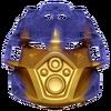 Golden Uniter Mask of Earth