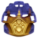 Golden Uniter Mask of Earth