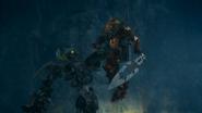 Hydraxon catch Jaller CGI