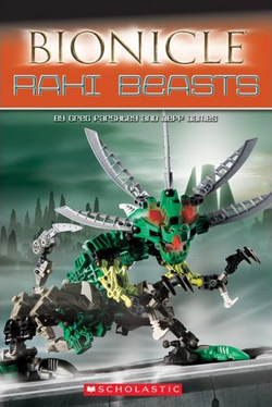 BIONICLE Rahi Beasts Cover