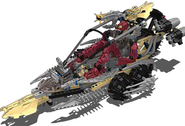 BIONICLE com Bios Thornatus V9