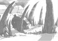 Roxtus Entrance Concept Art