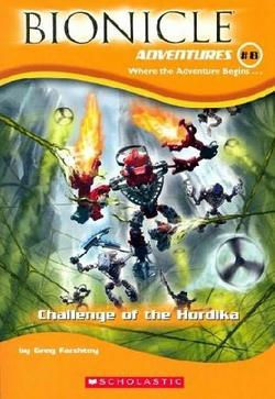 BA8 - Challenge of the Hordika