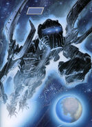 AOSR Great Spirit Robot Departing Spherus Magna