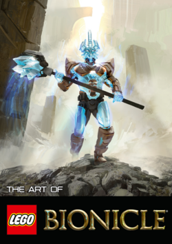 The Art of LEGO BIONICLE