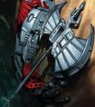 Comic Giant Axe