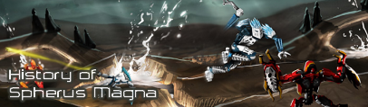 Saga Guides - History of Spherus Magna