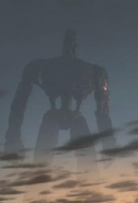 Animation Great Spirit Mata Nui Silhouette