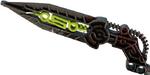 Set Skrall Tribal Design Blade