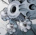 Comic Sonic Shield
