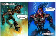 Toa Mahri Concept Comic 2