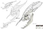 LoMN Concept Art Dark Hunter Nidhiki Head