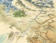 Map Bara Magna