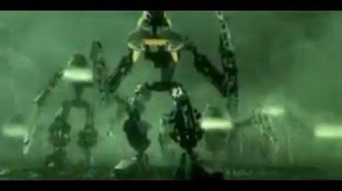 "Bionicle ""Heroes"" Enhanced Now With Lyrics"