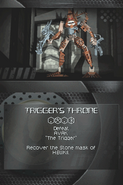 Trigger's Throne