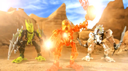 BIONICLE Battle Video 5 Victory