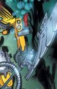 Comic Aqua Warblade