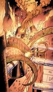 Comic Morbuzakh Attacking Ta-Metru